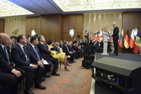 Максим Бурбак процитував Арсенія Яценюка під час відкриття щорічного Київського Безпекового Форуму
