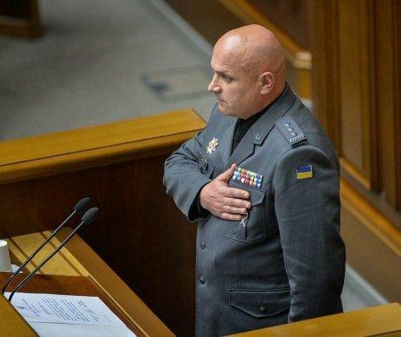 Фракція Народного фронту поповнилася справжнім бойовим командиром - Максим Бурбак